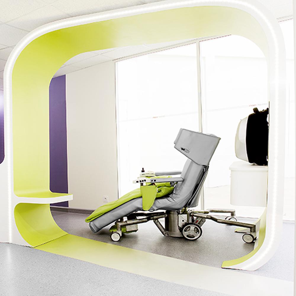 UniStudio – Clubster Santé : Concept Room
