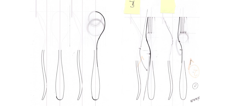 unistudio_eternum_petale_couverts_design_sketch_créativité